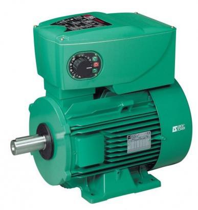 Motore elettrico con inverter integrato inverter for Lavatrici con motore inverter