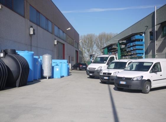 Servizi | Consegna, consulenza tecnica, progettazione e ritiro materiale