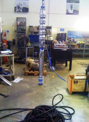 prodotti consigliati in base alle richieste del cliente (pompe in acciaio inox,bronzo,ghisa)