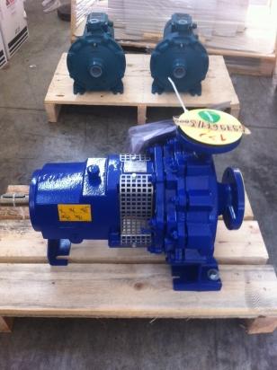 Pompa centrifugaa per industria chimica